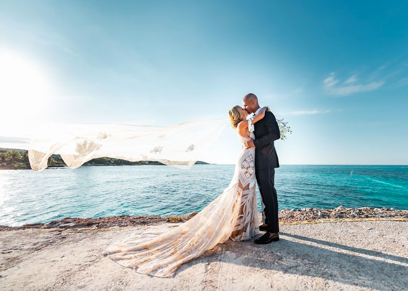 12 Photos To Inspire Your Beach Destination Wedding in the Caribbean & Mexico, Photography by Matt Khoury
