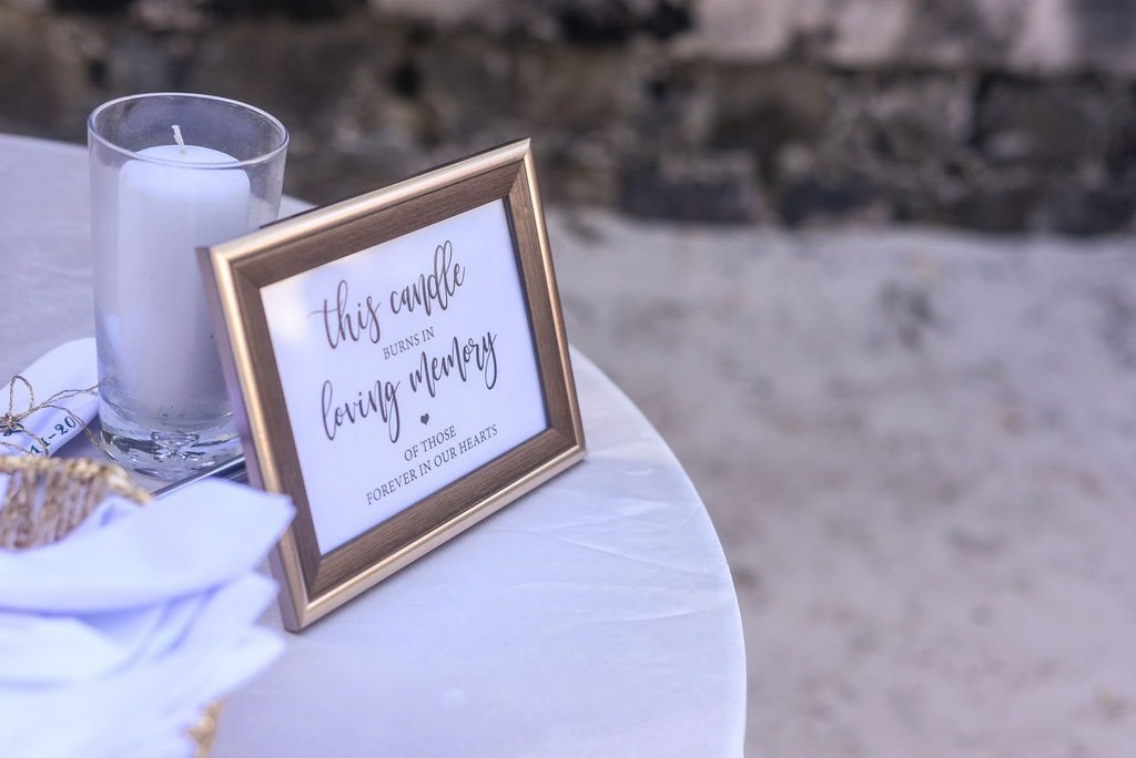 A Cozy Beach Destination Wedding at Pigeon Island National Park, St. Lucia, Photography by Alberta Henry Photography for Caribbean Wedding Blog Adriana Weddings