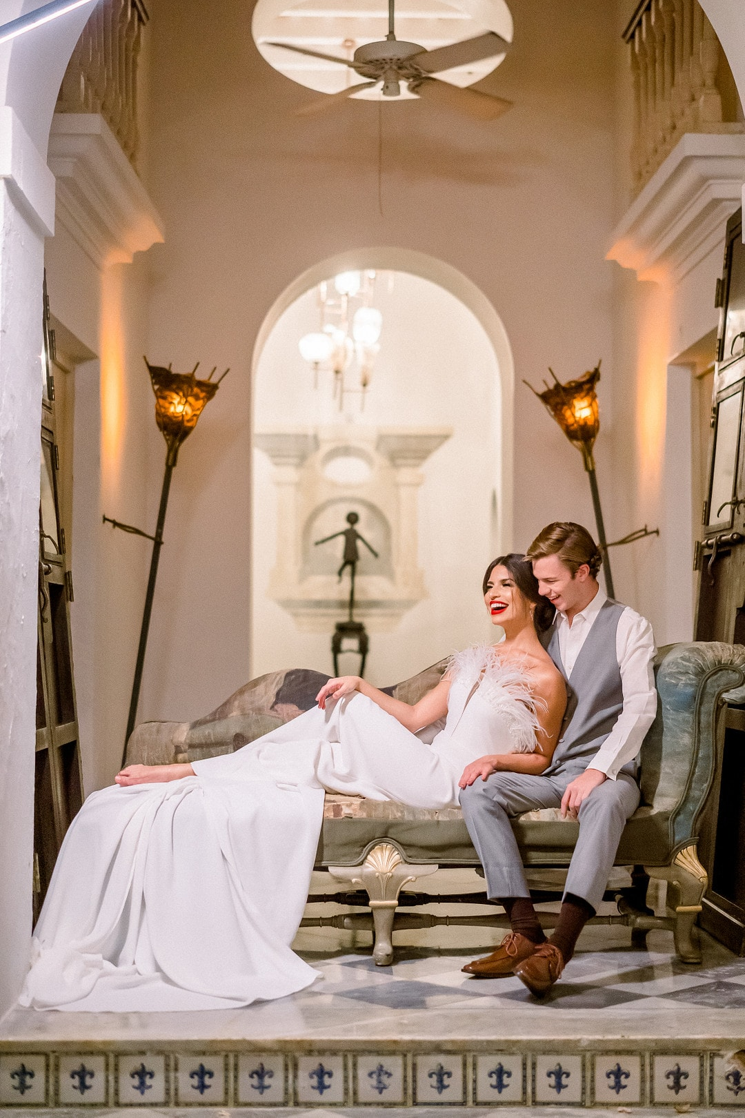 Puerto Rico Intimate Wedding Glamour: Classic Romance Meets Local Contemporary Chic, Photography by Jose Ruiz Photography