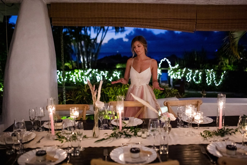 Alexandra & Mitchell's Gorgeous Micro-Wedding in Barbados, Wedding Planning by Events by Leigh, Photography by Life Photography by Aniya for Luxury Destination Wedding network Adriana Weddings