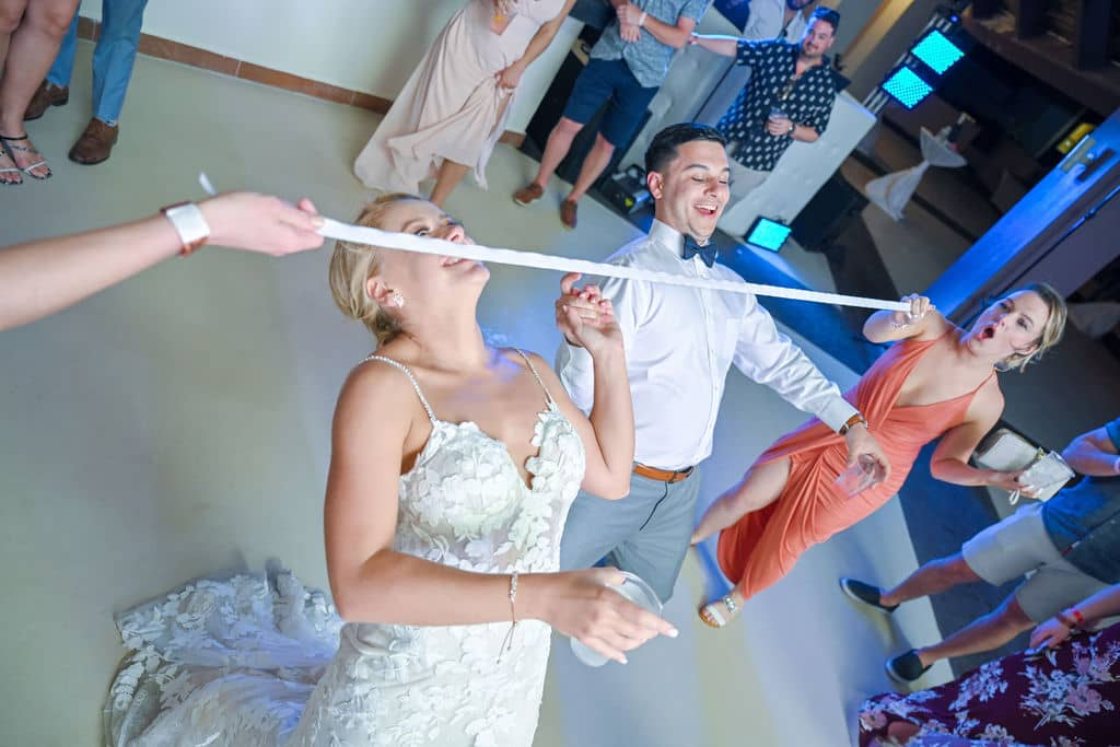 Alison & Jared's Wedding Day at Hard Rock Hotel and Casino in Punta Cana, Photography by Photo Cine Art for Destination Wedding Blog Adriana Weddings