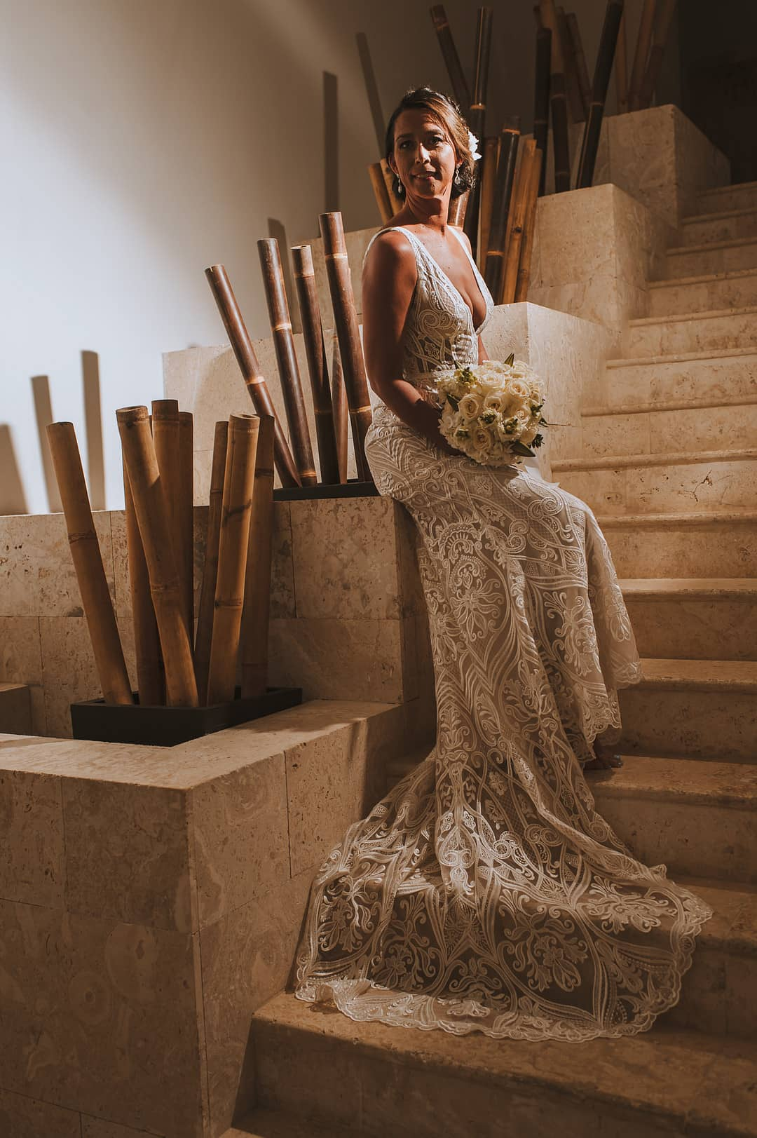 Kyla & Shane's Epic Destination Wedding at Sanctuary Cap Cana, Photography by Green Apple Photography for Destination Wedding Blog Adriana Weddings